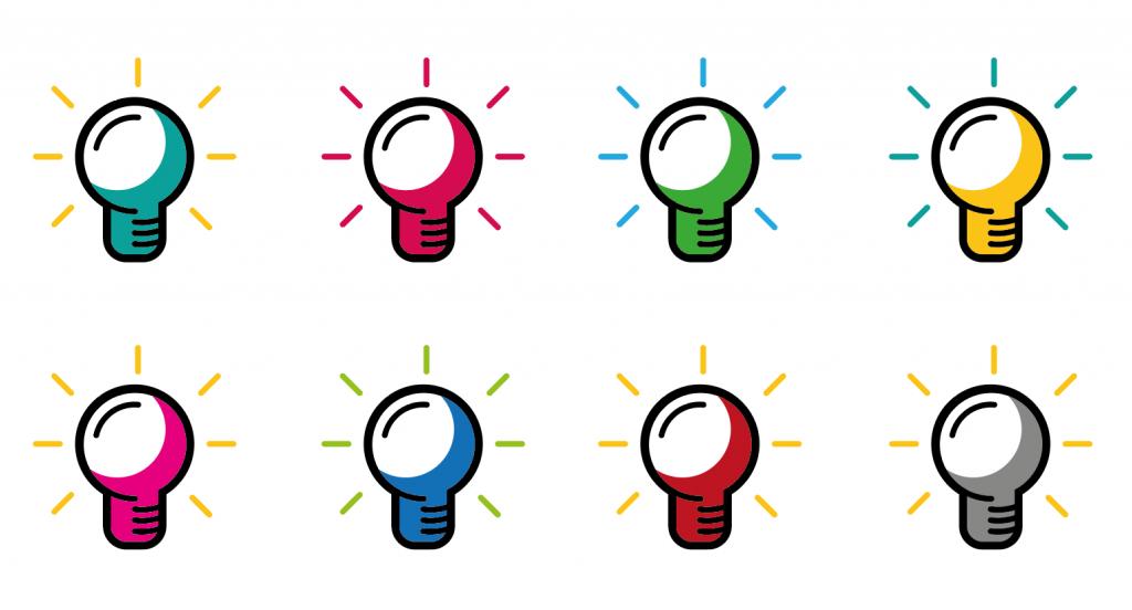 Lightbulb Illustrations - Kurt Trew
